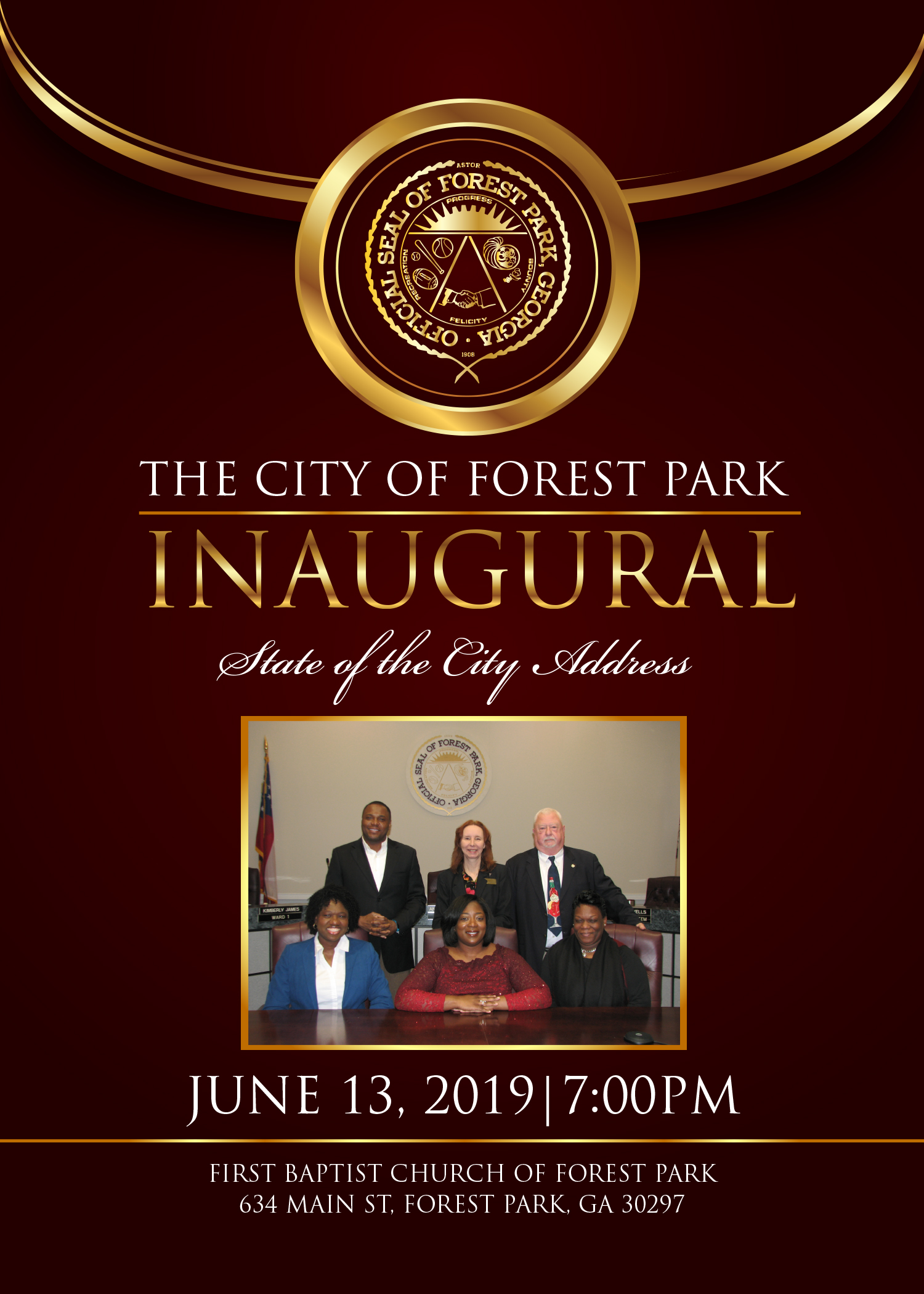 Forest Park State of the City